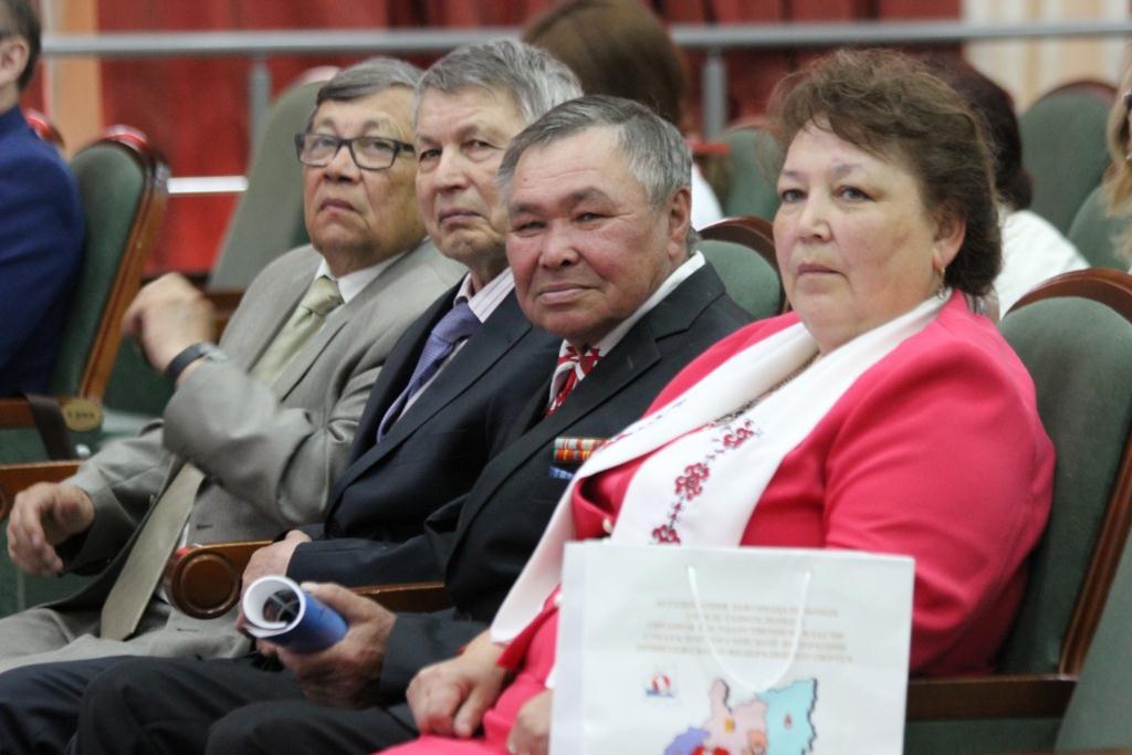 100-летие второго Всероссийского съезда мари