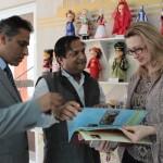 Гости из Индии в Доме Дружбы (10.05.18)