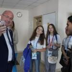 Визит журналистов FIFA