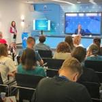 Пресс - конференция в IT - парке (29.06.18)