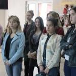 Визит студентов КазГИК