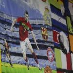 Открытие выставки к Чемпионату мира по футболу