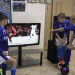 IОткрытие выставки к Чемпионату мира по футболу