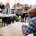Заседание комиссии УФМС в Доме Дружбы (18.07.18)