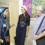 Открытие выставки Владимира Попова и его учеников (07.08.18)