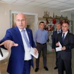 Замглавы ФАДН посетил Дом Дружбы (05.09.18)
