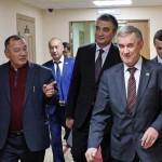 Визит посла Узбекистана в ДДн (16.11.18)