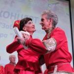 """Концерт ансамблей """"Забытые мелодии"""" и хора """"Напевы"""" (07.11.18)"""