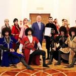 Церемония награждения участников фестиваля (04.11.18)