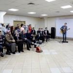 Открытие выставки Рушании Бадретдиновой (30.11.18)
