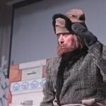 Новогодний спектакль чувашского театра (27.12.18)