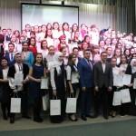 Торжественная церемония закрытия олимпиады по татарскому языку и литературе (29.01.19)