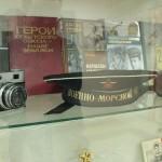 Открытие выставки ко Дню Победы