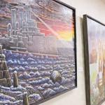 Открытие выставки 100 - летию памяти Тивадара Чонтвари (28.05.19)