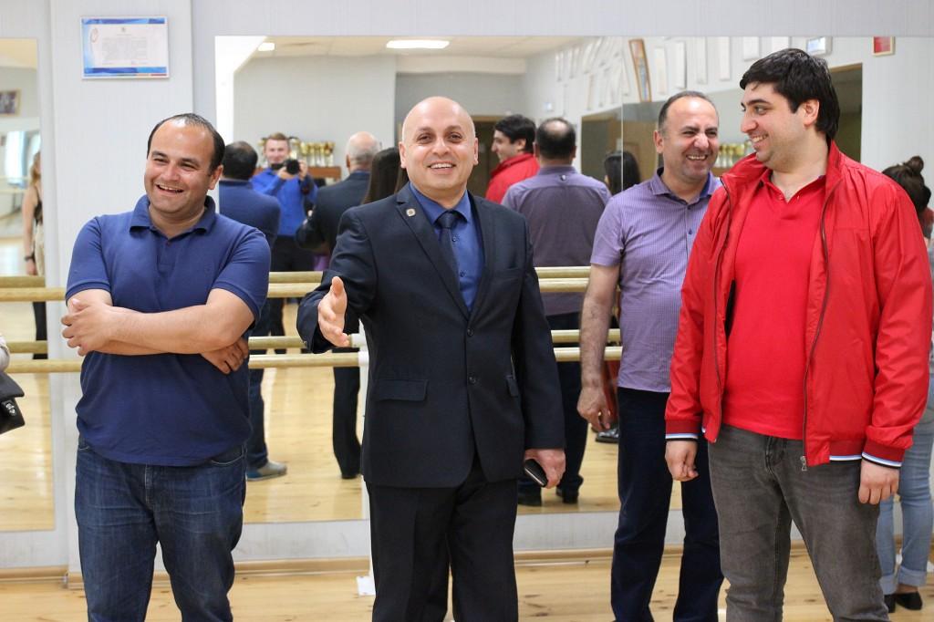 Визит делегации из Армении в Дом Дружбы народов (29.05.19)