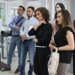 Визит студентов из Крыма