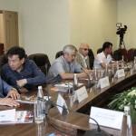 Круглый стол участников Международного  фестиваля тюрского кино