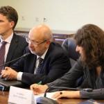 Визит делегации ОБСЕ