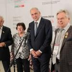 Открытие XIII Конгресса антропологов и этнологов России (02.07.19)