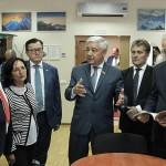 Визит Председателя парламента Словацкой Республики A. Данко в ДДнТ (03.07.19)