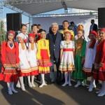 Открытие XIII Международного фестиваля исторической техники (12.08.19)