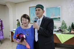 Открытие выставки Мусамиры Салеевой (16.09.19)