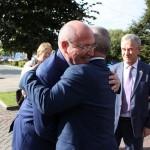 Руководство АНТ и ДДнТ посетили Ассамблею и Дом Дружбы народов Чувашии (04.09.19)