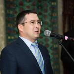 Открытие выставки в рамках проведения Дней культуры Туркменистана (07.10.19)