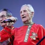 Концертная программа, приуроченная к Декаде пожилых людей (14.10.19)