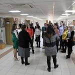 Визит студентов из Марий Эл (21.11.19)