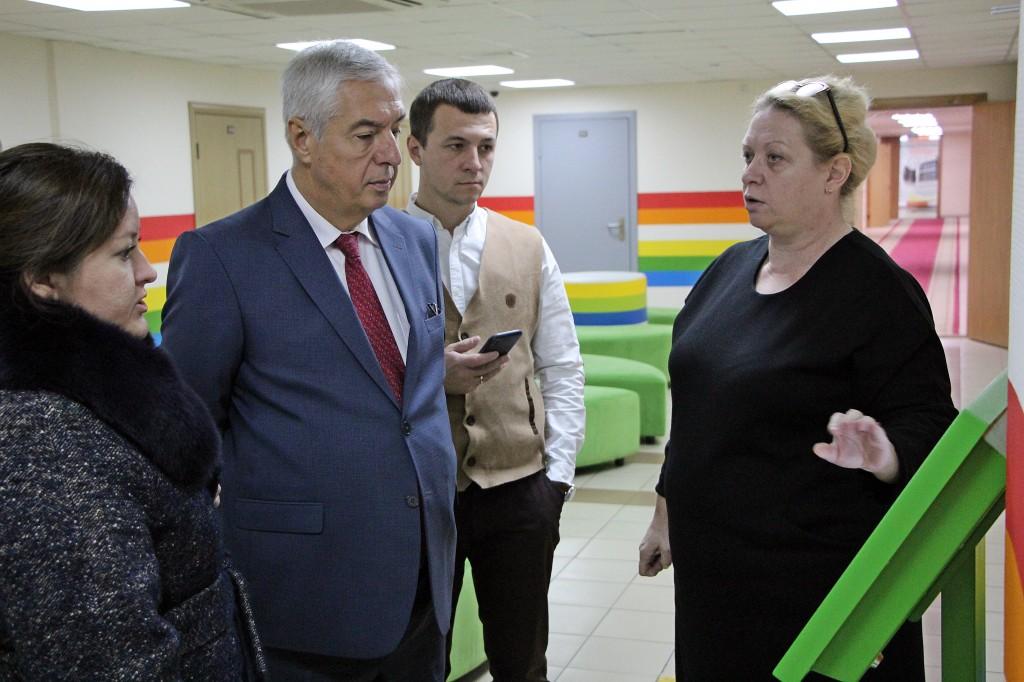 Визит Генконсула Турции в ДДнТ (14.11.19)