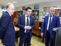 Визит представителя Аппарата Президента РФ (04.12.19)