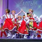 """Отчетный концерт хореографической школы-студии """"Алтын"""" (26.12.19)"""