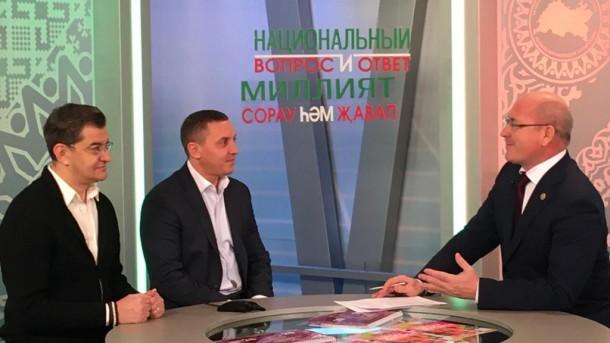 артур Поляков Радик Бариев
