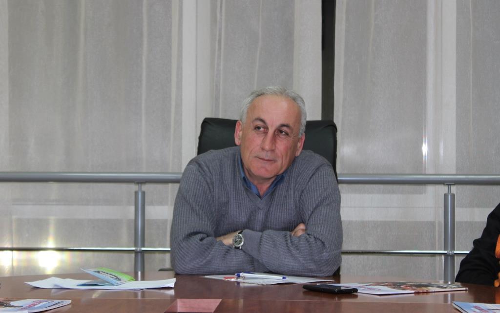 Саид Шадиманович Сулиев