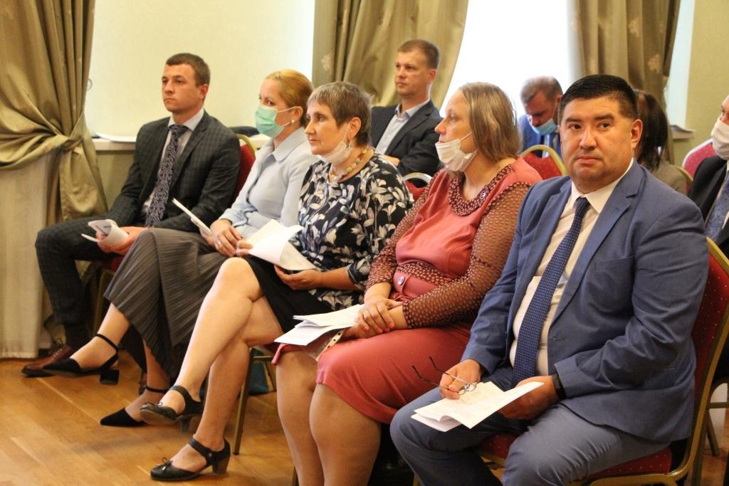 заседание Межведомственной рабочей группы