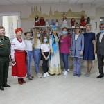 Визит спортсменов из Донецкой Народной Республики (13.08.20)