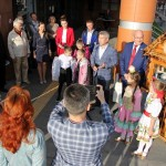 Открытие буккроссинга (книговорот) от Дома Дружбы народов (25.09.20)