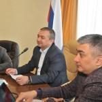советник премьер-министра Узбекистана Хайритдинов