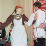 Удмуртский танец