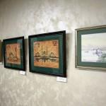 Открытие выставки «На просторах Татарстана» (17.11.20)