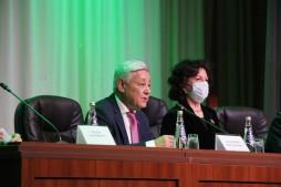 Заседание Высшего совета Движения «ТНВ»